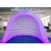 Wholesale Portable Planetarium Advertising Inflatable Tent Dome Conch Shell For Exhibition from china suppliers