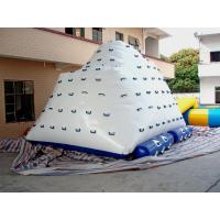 Wholesale 15ft inflatable water iceberg for sale from china suppliers