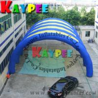 Wholesale Inflatable arch tent,paintball arena,iPVC Tent for outdoor use KCT004 from china suppliers