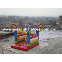 China Commercial attractive kids inflatable bouncer castle for fun on sale