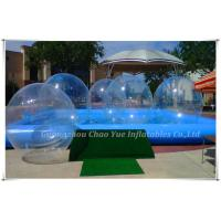 Wholesale Kids Square Inflatable Water Padding Pool , Summer Playing Blow Up Pools(CY-M1706) from china suppliers