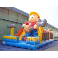 Wholesale Construction Field Inflatable Playground from china suppliers