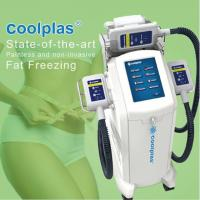 Wholesale No Downtime Cryolipolysis Fat Freezing Machine Fat Loss Machines 3 Handles from china suppliers