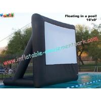 Wholesale Custom Inflatable Movie Screen For Outdoor And Indoor Projection Movie Rental from china suppliers