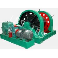 China Mine Heavy Duty Lifting Electric Windlass Winch Fully Machined on sale