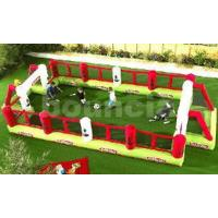 Wholesale Inflatable Football Court, Inflatable Football Playground from china suppliers