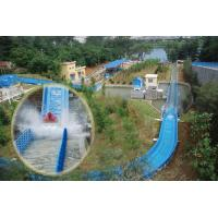 Wholesale Flume Ride Water Park Equipments With 4 Person Boat For Theme Park from china suppliers