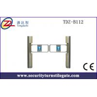 China Automatic entrance Swing Turnstile access control with brushless DC motor on sale