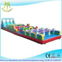 Wholesale Hansel spinning playground equipment,obstacle sport game indoor and outdoor from china suppliers