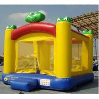 Buy cheap inflatable combo yellow bounce from wholesalers