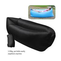 Wholesale easily deflated lamzac outdoor inflatable air sofa comfortable seat or sofa for two from china suppliers
