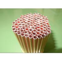 Wholesale Cold Drawn 4*0.6mm CU / Copper Coated Bundy Tube GB/24187-2009 from china suppliers