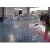 Wholesale Kids And Adults Transparent Body Bumper Ball Outdoor Inflatable Games from china suppliers