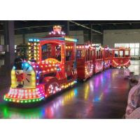 Wholesale Amusement Park Electric Trackless Train Ride 24p 10.5 M * 1.16 M * 1.92 M from china suppliers