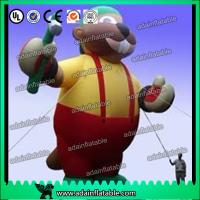Wholesale 5M Giant Advertising Inflatable Mouse/Customized Inflatable Animal from china suppliers