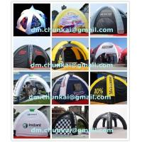 Buy cheap exhibition inflatable spide tent from wholesalers
