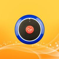 Wholesale Wall Mounted Emergency Alarm Button , Security Panic Button System Remote Alarm from china suppliers