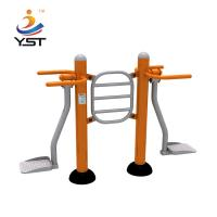 Wholesale Durable Outdoor Workout Equipment , Movement Fitness Equipment Fixed Size from china suppliers
