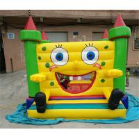 China Digital Printing Inflatable Jumping Castle , bouncy castle rental 5.7x4.5x3.9m on sale
