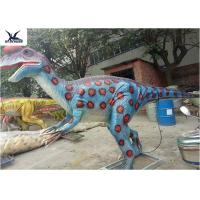 Wholesale Indoor Display Giant Dinosaur Statue Mechanical Animatronic Realistic Dinosaurs from china suppliers