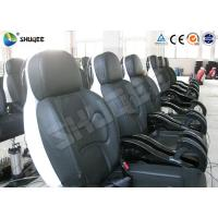 Wholesale Genuine PU Leather Movie Theater Seat Dynamic For 5D Cinema System from china suppliers