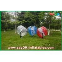 China 1.8m Giant Inflatable Sports Games , Buddy Inflatable Bumper Ball on sale