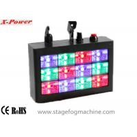 Wholesale Sound-activated LED Strobe Lights With 12 pcs * 1w RGB High Power LEDs  VS-74 from china suppliers