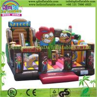 Quality Inflatable Bouncer/Bouncy House Inflatable Castle for Kids for sale