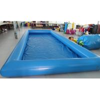 Wholesale 2015 high quality water games ,water pool in 10x5meter from china suppliers