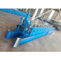Wholesale Hydraulic Mold Cutting Gutter Roll Forming Machinery Main Power 4KW from china suppliers