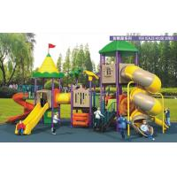 Wholesale new design kindergarten outdoor playground equipment Suitable for normcoe style kids from china suppliers
