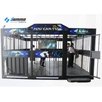 Wholesale Team Work 9D Virtual Reality Shooting Simulator Multiplayer For Theme Park from china suppliers
