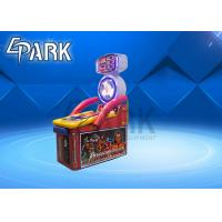 Buy cheap Multi led light boxing game machine amusement park strong puncher lottery arcade from wholesalers