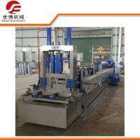 Wholesale Automatic Interchange CZ Purlin Roll Forming Machine With Different Size / Type Purlin from china suppliers