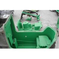 Buy cheap Custom rotaitonal scrubber mould from wholesalers