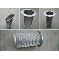 Wholesale Stainless steel mine sieving filter wedge wire mesh screen from china suppliers