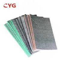 Adhesive Backed Hvac Duct Insulation Foam Aluminum Foil Xlpe Sheet Materials