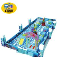 Wholesale Baby Soft Play Ball Pit , Indoor Ball Pit For Toddlers Eco - Friendly from china suppliers