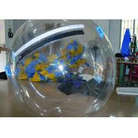 Wholesale Excellent Peeling Inflatable Human Water Bubble Ball Strong Load - Bearing Capacity from china suppliers