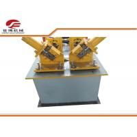 Wholesale New C U Type Color Steel Keel Beam Purlin Roll Forming Machine Yellow from china suppliers