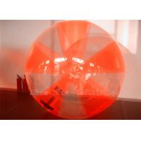 Wholesale Summer Toy Inflatable Human Hamster Ball Rental With CE Blower Logo Printing from china suppliers