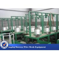 Wholesale High / Low Carbon Steel / Straight Line Wire Drawing Machine For Welde Wire Mesh from china suppliers
