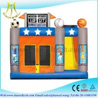 Wholesale Hansel inflatable sports games,inflatable bouncer slide,inflatable toys for rent from china suppliers