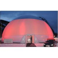 Wholesale Party / Event Outdoor Giant Inflatable Tent Fireproof With Led Lighting from china suppliers