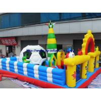 Wholesale Giant Inflatable Fun City (AMU-36) from china suppliers