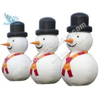 Wholesale Inflatable snowman,Inflatable Christmas decoration, Inflatable holiday model from china suppliers