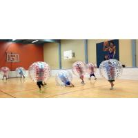Wholesale CE Approval Inflatable Bubble Soccer / Zorb Ball Bumper Ball For Soccer Club from china suppliers