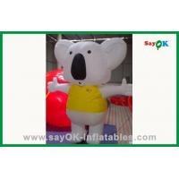 Wholesale Moving Yellow And White Inflatable Mouse Inflatable Cartoon Characters For Advertising from china suppliers