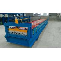 Wholesale 4.0kw Automatic Roll Forming Machines For 0.40 - 0.80 Mm Thickness Material from china suppliers