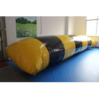 Wholesale Water Catapult Blob Inflatable Water Blob Jump Red Blue Yellow from china suppliers